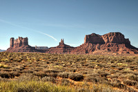 Antelope Slot Canyon, Monument Valley AZ and Valley of the Gods UT