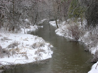 Creek in Spring Grove, Westerville, OH