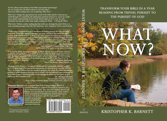 What Now? Book Cover